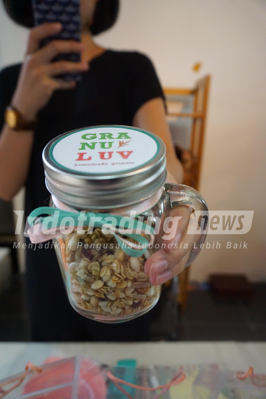 Foto: Salah satu kemasan produk Granuluv/Dok: indotrading.com