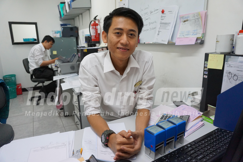 Foto: Purchasing Hotel Santika Hayam Wuruk, Andi Apriyadi/Dok: indotrading.com