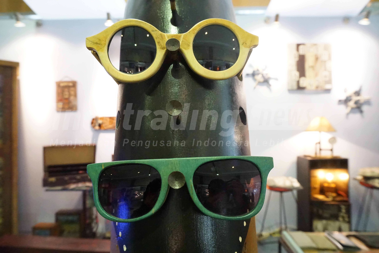 Foto: Berbagai model kacamata dengan brand Kabau/Dok: indotrading.com