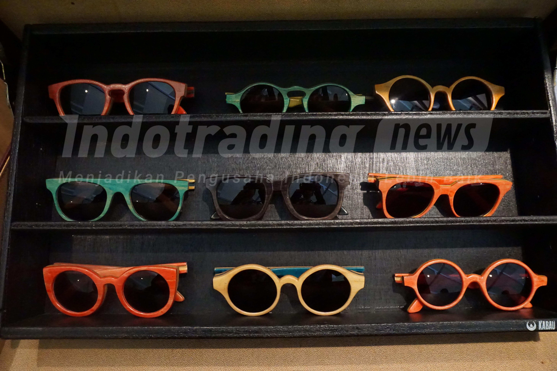 Foto: Berbagai jenis model kacamata dengan brand Kabau/Dok: indotrading.com