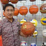 Foto: Direktur PT Incor Bola Pacific, Thomas More Soeharto/Dok: indotrading.com