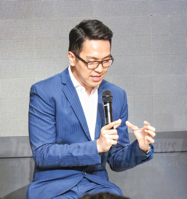 Foto: CEO Trinity Property Group, Bong Chandra/Dok: Koleksi pribadi Bong Chandra