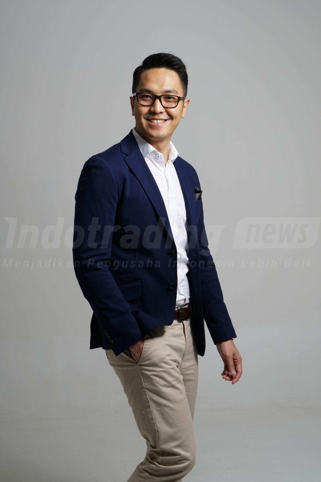 Foto: CEO Trinity Property Group, Bong Chandra/Dok: Koleksi pribadi Bong Chandra
