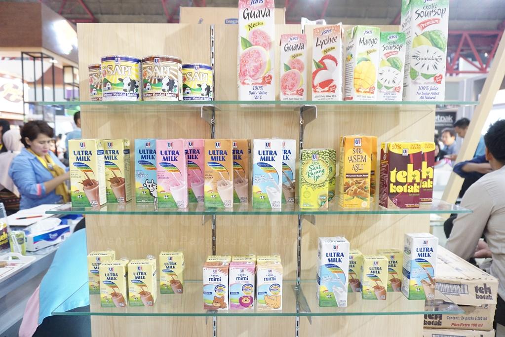 Foto: Produk-Produk Buatan PT Ultrajaya Milk Industry & Trading Company TBK/ Dok: indotrading.com