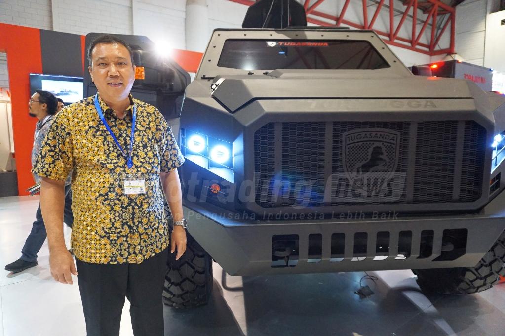 Foto: Hempy Ali, Chief Operating Officer PT Karya Tugas Anda / Dok: indotrading.com