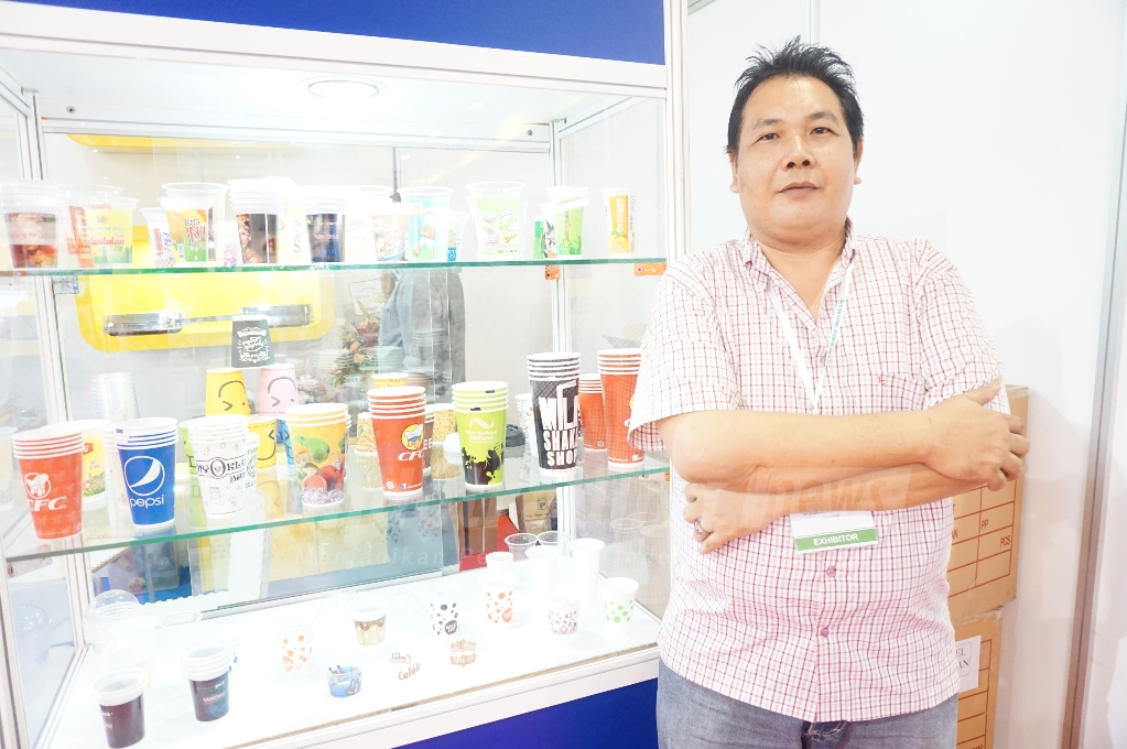 Foto: Agus Gunawan Widjaja, Area Sales Manager PT Starindo Jaya Packaging/ Dok: indotrading.com