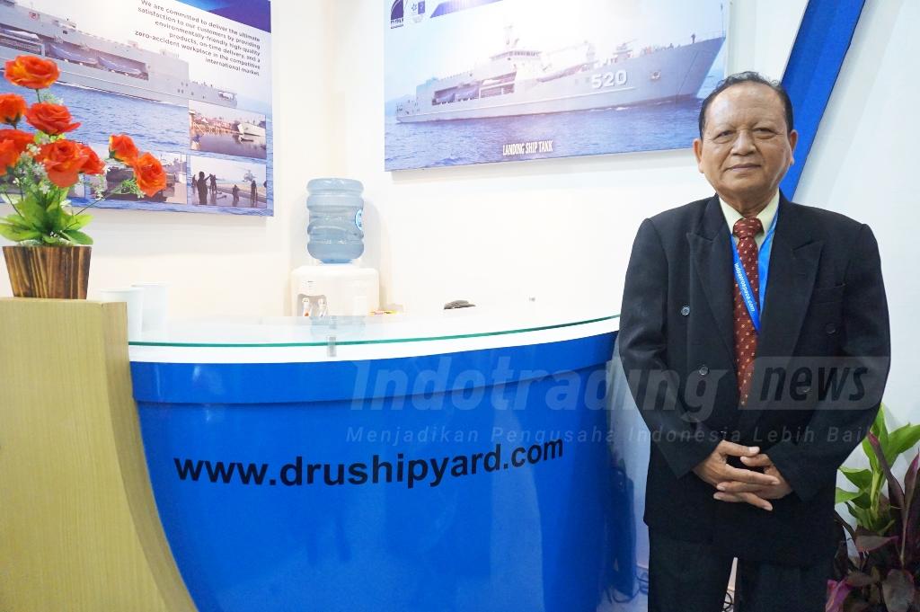 M. Affandi: Bos Kapal Andalan TNI AL yang Dulunya Teknisi Kapal