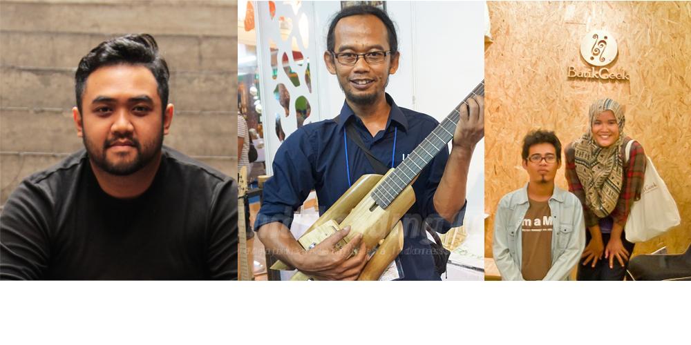 3 Pengusaha Ini Berhasil Raup Omzet Ratusan Juta/Bulan Hanya dengan Modal Bambu