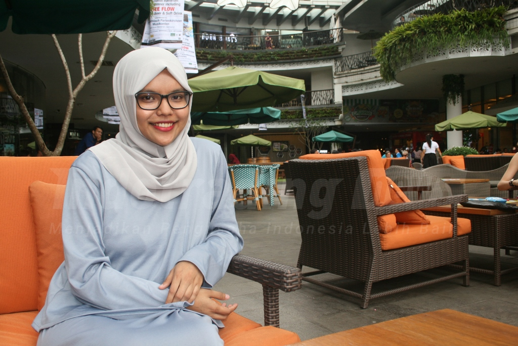 Foto: Pemilik usaha 13th Shoes Anggun Citra Wulandari/Dok: indotrading.com