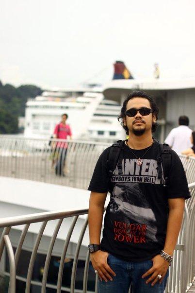 Foto: Fajar Suryajaya, CEO Fourspeed Metalwerks/ Dok: Fourspeed Metalwerks