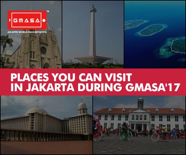 Pertama Kali dalam Sejarah, Indonesia Jadi Tuan Rumah GMASA 2017