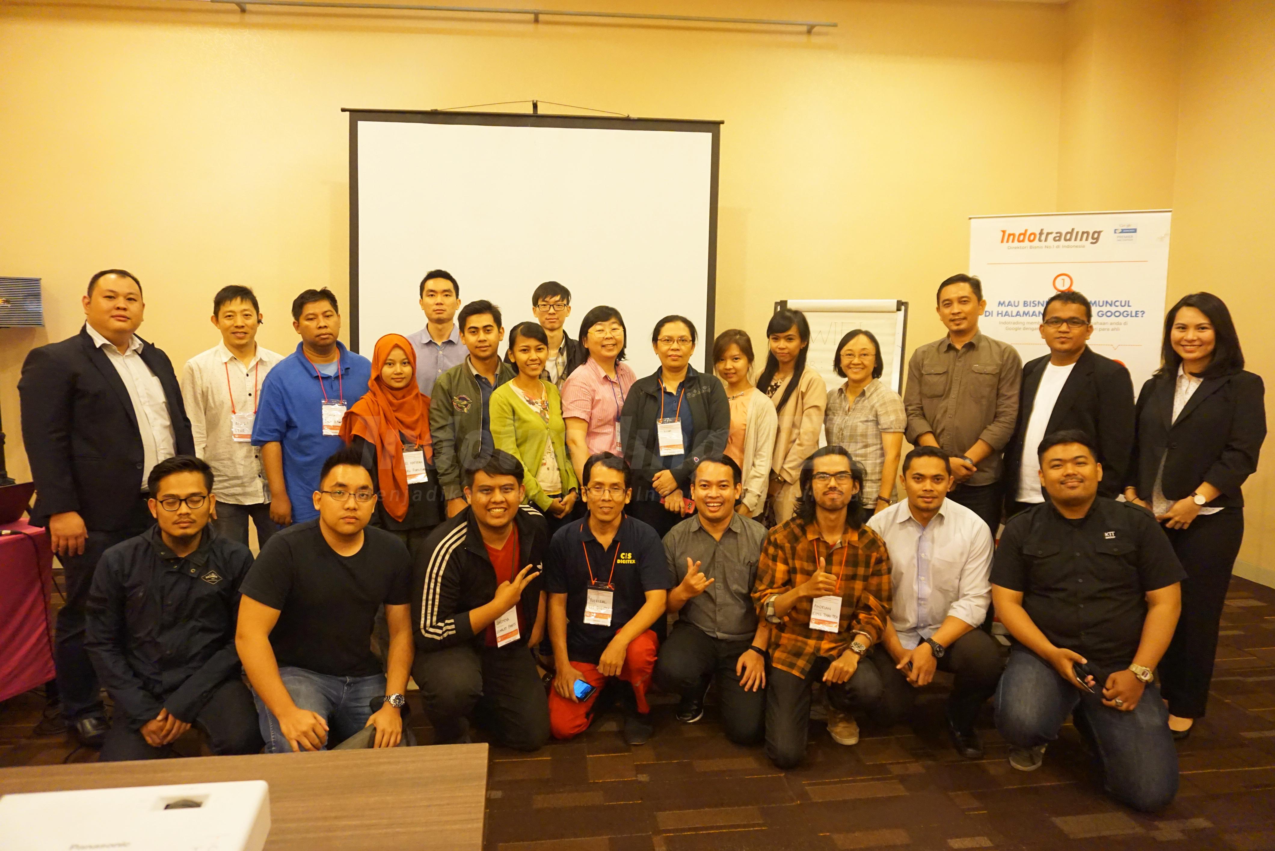 Entrepreneur Club Sukses Gelar Acara Pertama di Bandung