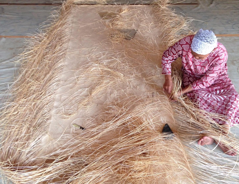 Foto: Proses Pembuatan Produk Native Borneo/ Dok: Native Borneo
