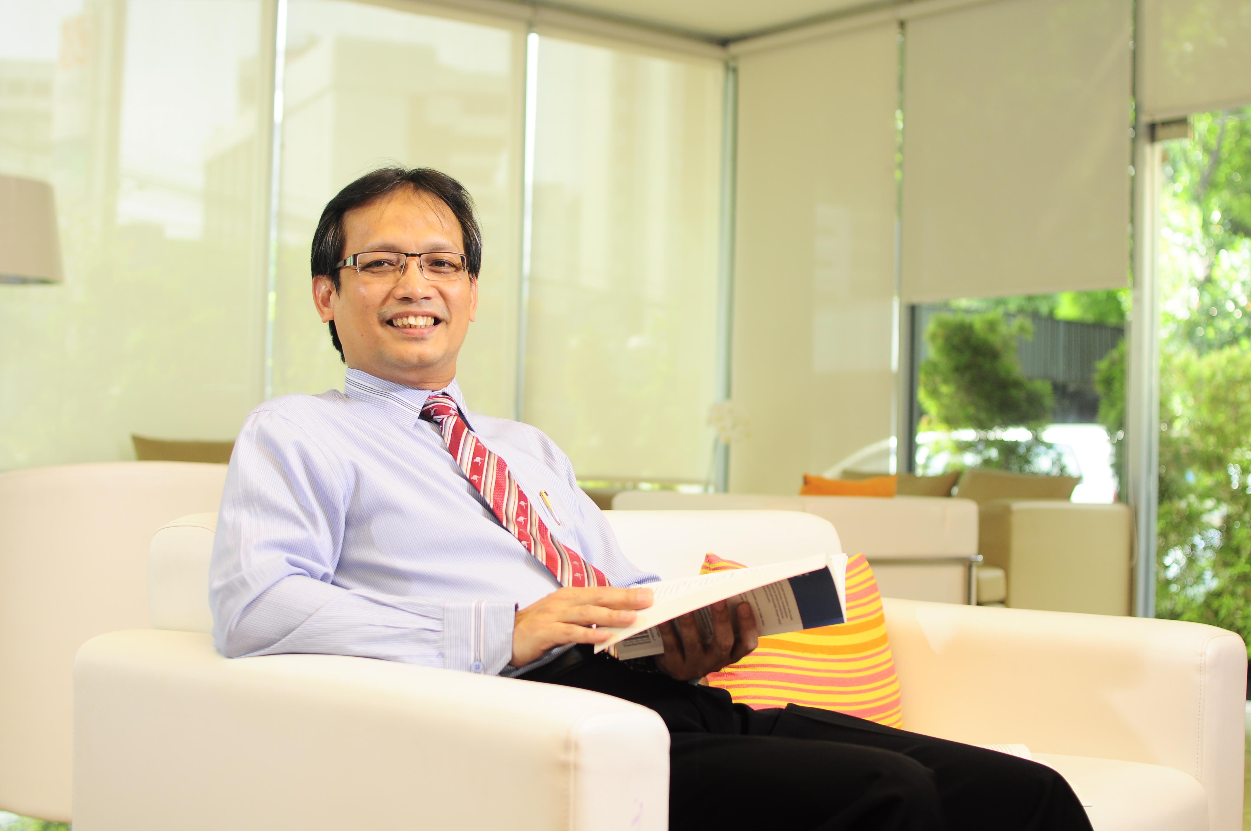 Direktur Umum dan SDM BPJS Ketenagakerjaan Naufal Mahfudz : Siapkan SDM Berintegritas dan Menjadi Global People