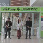 Wujudkan Hunian Idaman Anda Hanya Di Pameran HOMEDEC 2017