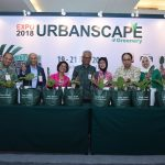 EXPO URBANSCAPE & Greenery 2018 Soroti Penghijauan Kota Bagi Kehidupan yang Berkelanjutan